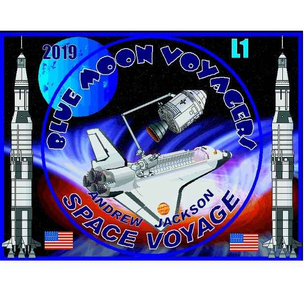 Space Voyage Summer Camp 2305