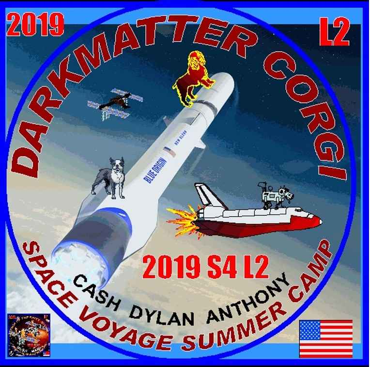 Space Voyage Summer Camp 2306
