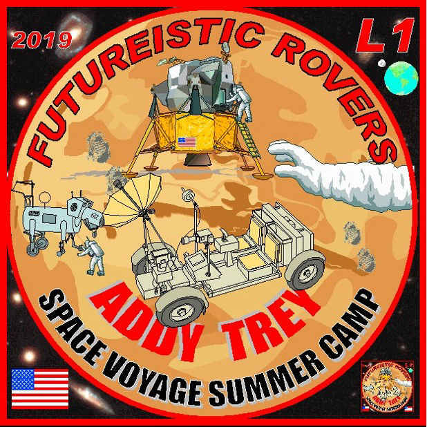 Space Voyage Summer Camp 2308
