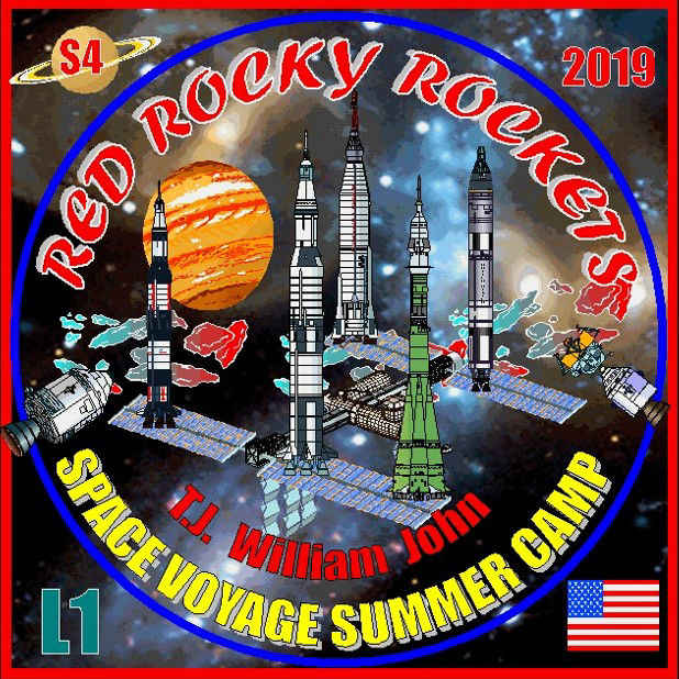 Space Voyage Summer Camp 2309