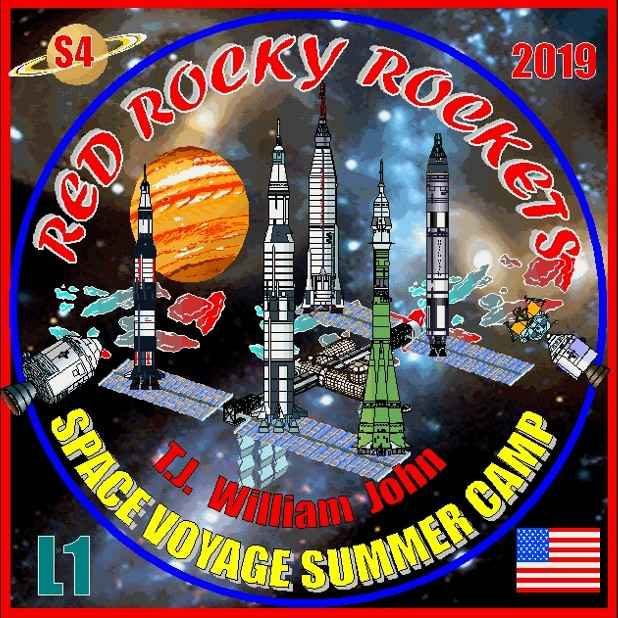 Space Voyage Summer Camp 2313