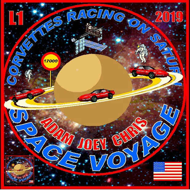Space Voyage Summer Camp 2332