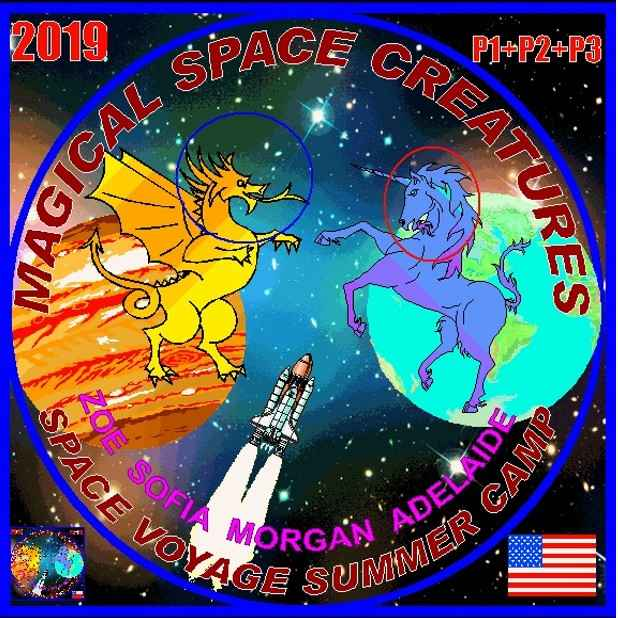 Space Voyage Summer Camp 2337