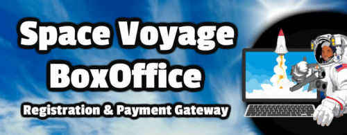 Space Voyage Registration and Payment Area (Space Voyage BoxOffice) 1810
