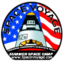 Space Voyage Contact Form